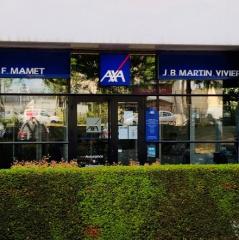 Martin Vivier-Mamet Assurance Rennes Cedex