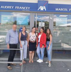 Audrey Francey Assurance Allauch