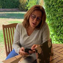 Sandra Monot Assurance Menton