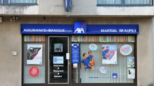 Martial Beaufils assurance Aubusson