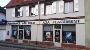 Jean Marc Behe assurance Wissembourg